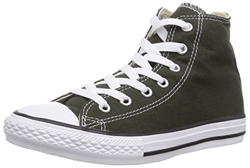Youths Converse Mixte Star Enfant Vert Chuck All Hi Basses Taylor Foncé Sneakers adwqf7d