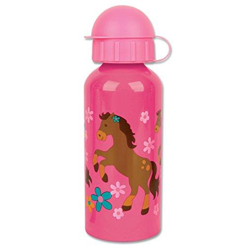 Stephen Joseph Stainless Steel Water Bottle,Horse - Horse Pocket Lunch Box