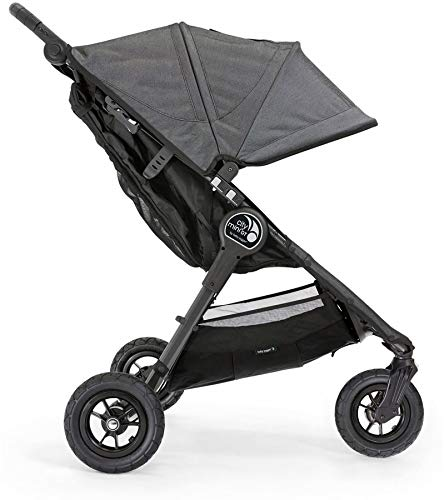 Baby Jogger City Mini GT Single 2016 2017, Charcoal