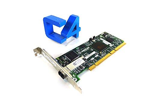 Emulex - IBM Emulex 2GB PCI-x FC5704 Adapter Card FC1020042-10A 00P4297 Single Channel