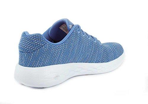 Skechers Dames Gorun 600 - Verkrijg Blauwe Sneaker - 10