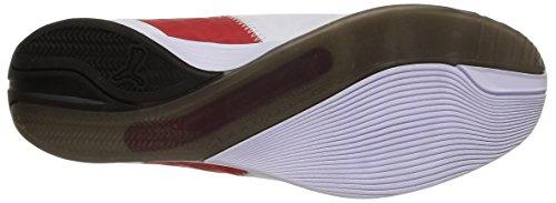 White 1 Evospeed Unisex Puma Adulto 4 Wei Sneaker Bianco 03 black SF rosso Corsa wznSB