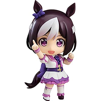 Good Smile Umamusume: Pretty Derby: Special Week Nendoroid Action Figure: Toys & Games