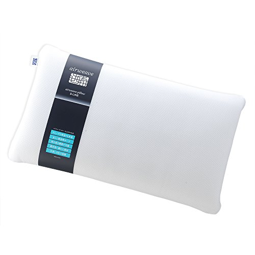 airweave (Eau~ivu) pillow S-LINE 04081000 by airweave