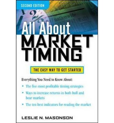 All About Market Timing (All About... (McGraw-Hill)) (Paperback) - Common
