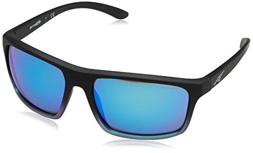 Noir Arnette Shot Sonnenbrille Bluee Grad Greenmirrorlightbluee Black SANDBANK AN4229 wBtqr1B