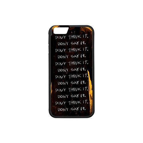 Artswow The Bye Bye Man Custom Phone Case Cover For Iphone 6/6S