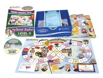 NewPath Learning Social Studies Curriculum Mastery Game, Grade 7, Class Pack - Mega Crayon