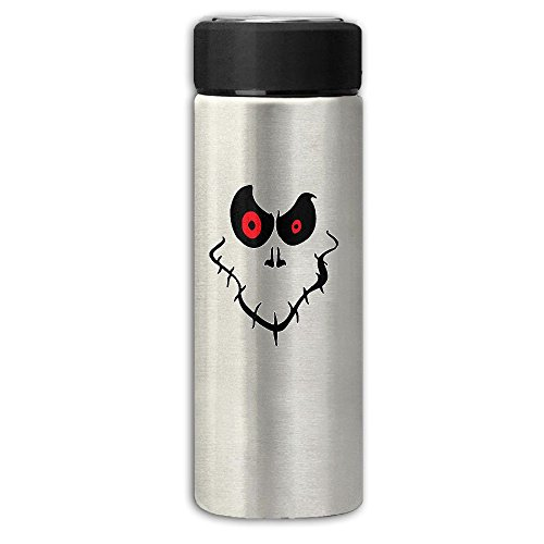 Easy Halloween Costume Ideas For College Guys (Halloween Ghost Face Frosted Stainless Steel Insulation Cup For Business,12-Ounce)