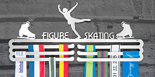 The Runners Wall Ice Skating Medal Display Hanger