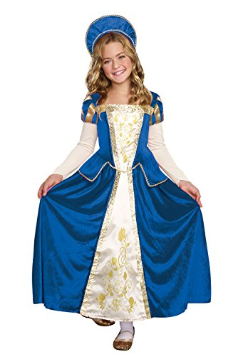 Royal Maiden Child Costumes (SugarSugar Royal Maiden Costume, One Color, Small)