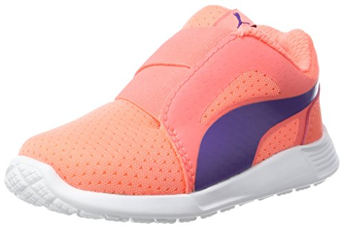 Puma St Trainer Evo Ac Inf, Zapatillas Unisex Niños Naranja (Nrgy Peach-prism Violet)