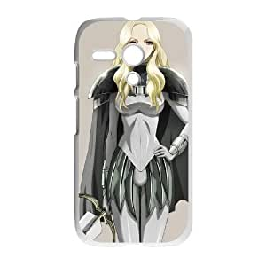 Claymore For Motorola Moto G Cases Cell phone Case Aelw Plastic Durable Cover