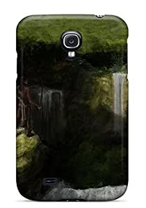 Protective Tpu Case With Fashion Design For Galaxy S4 (sinkhole)