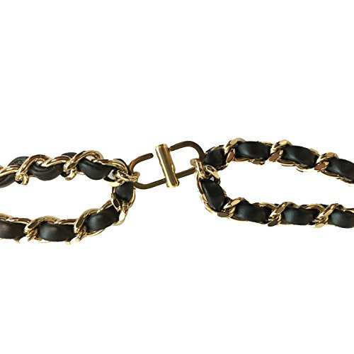 Adjustable Buckle For Chain Strap Bag Length Accessories (Stainless Steel) (Gold) (Length Buckle)
