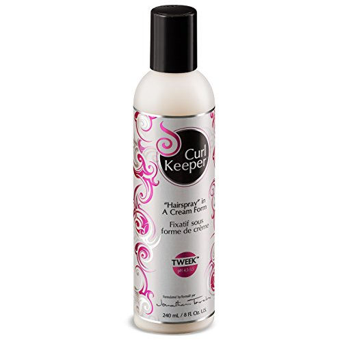 Form Solutions (Curl Keeper- Tweek, Hairspray In Cream Form (8 Ounces))