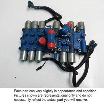 Amazon.com: Todos los Estados Ag partes usado válvula de ...
