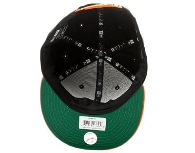 New Era 9Fifty Miami Marlins Team Fade Mens Snapback Hat