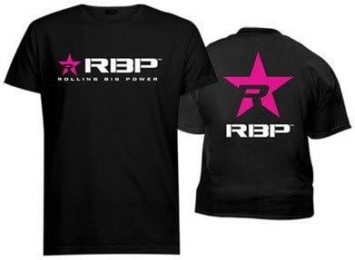 Amazon.com: RBP playera de la mujer con Pink Star, XL, Negro ...