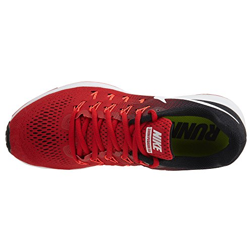 White 33 NIKE White Unvrsty blk Men's Zoom Pegasus Rd Black Red University brght Air qIwIPTA