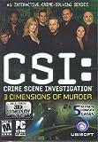CSI: 3 Dimensions of Murder - PC