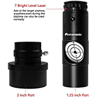 Astromania Alignment 1.25 Next Generation Laser Collimator 2 Adaptor for Newtonian Telescopes