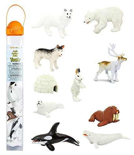 Polar Bear Figurine - 1