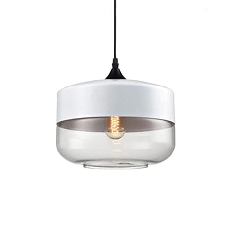 Sheen Glass Pendant Lights E26 Base Clear Lampshade Hanging