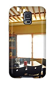 Galaxy S5 Case Slim [ultra Fit] Modern House Design In The Philippines Filipino Protective Case Cover