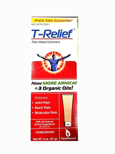 T-Relief Pain Relief Ointment 57 grams