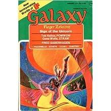 Galaxy Science Fiction, January 1975 (Vol. 36, No. 1)