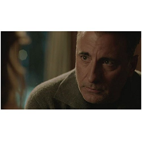 (A Dark Truth Andy Garcia as Jack Close Up Green Sweater 8 x 10 inch photo)