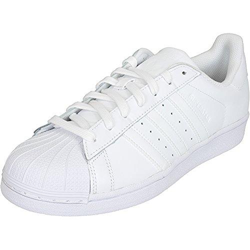 Adidas Originals Sneaker Superstar Foundation weiß/weiß 43 1/3