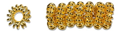Cousin Gold Elegance 14K Gold Plate Ring Spacer, 8-Piece