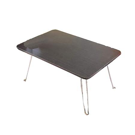 Side table-Q QFF-Escritorio de computadora Mesa Negra, fácil de ...