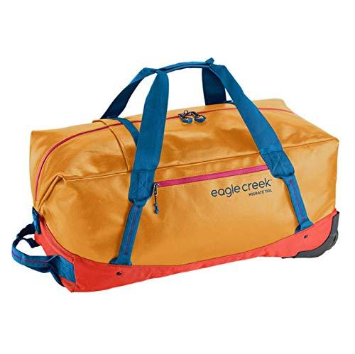 Eagle Creek Migrate Wheeled Duffel Bag 110L Sahara Yellow ()