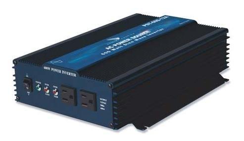 - Samlex America PST60S12A 600W Pure Sine Wave Inverter