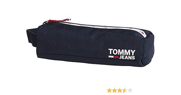 Tommy Hilfiger TJM City Pencilcase Cool City Pencilcase Black Iris: Amazon.es: Zapatos y complementos