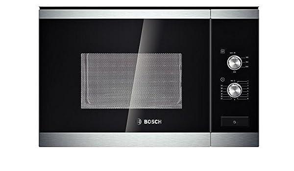 Bosch HMT82M654 Integrado 25L 900W Negro, Acero inoxidable ...