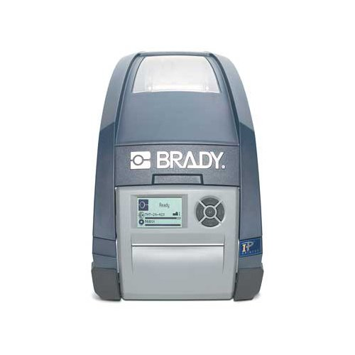 Brady IP Printer 600 Dpi Standard - Material Recognition and Automatic Formatting (BP-IP600) by Brady