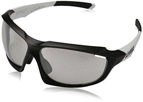 Uvex Sportstyle 710 VM Photochromic Sunglasses Black Matt...