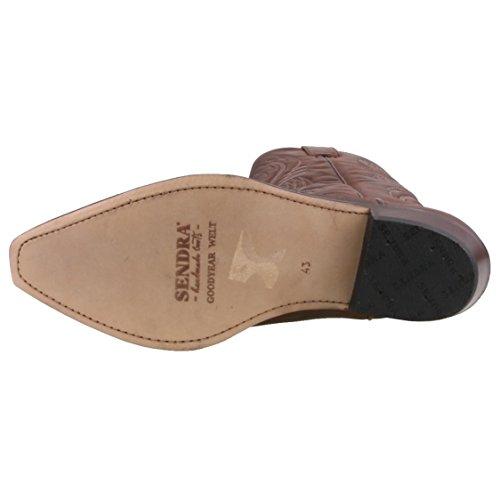 Braun 2605 Boots braun Cowboystiefel Sendra Y0nv4gBqfx