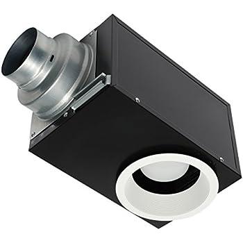 Panasonic Fv 08vrl1 Whisperrecessed Bathroom Fan Built In Household Ventilation Fans