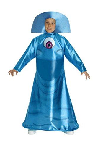 Boys Monster Vs Alien B.O.B. Kids Child Fancy Dress Party Halloween Costume, S (4-6) ()