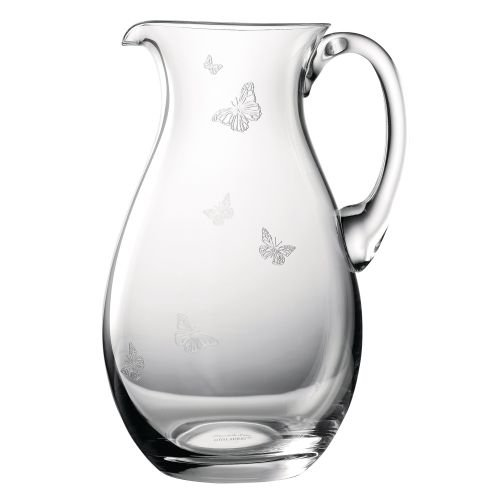 Royal Albert Miranda Kerr Pitcher, 64.3 oz, - Glasses Kerr Miranda