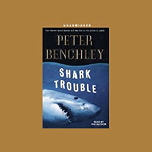 Shark Trouble Audiobook