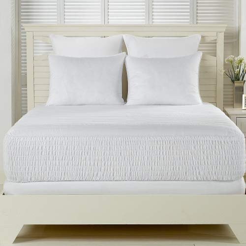 Simmons Beautyrest Beautyrest 300 Thread Count Premium Cotton Mattress Pad Full