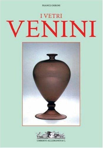 Venini Glass, 2 Volumes