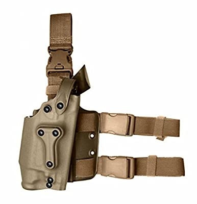 Safariland 6034 Sig P226 Ambidextrous Military Tactical Holster, STX Flat Dark Earth