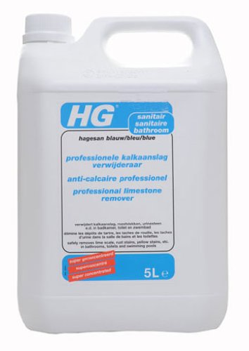 Hg Blue Professional Limescale Remover 5 Litre